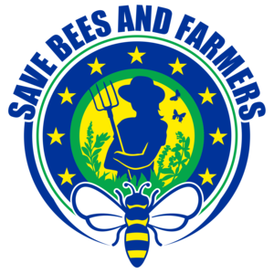 Logo Save Bees and Farmers