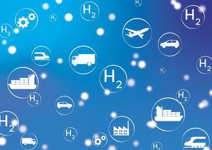 Wasserstoff als Energielieferant