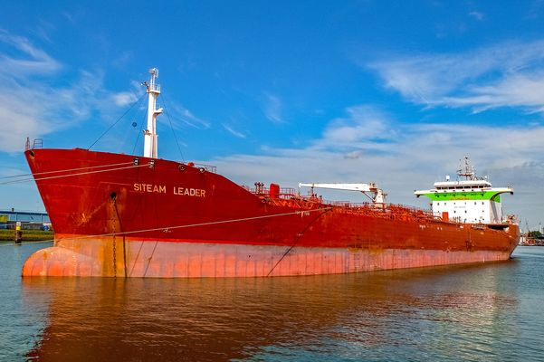 Liquefied Natural Gas (LNG) - Transport per Frachter